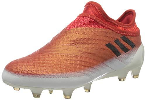 adidas Messi 16+ Pureagility Red Limit Fg, Scarpe da Calcio Unisex-Bambini, Blu (Blau Blau), 38 EU