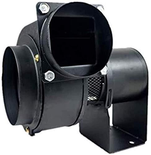 ZFF Ventilador Pequeño De 230 Mm/Ventilador De Tiro Inducido Ventilador Centrífugo Ventilador De Chimenea Fuelles De Ventilación para Conductos