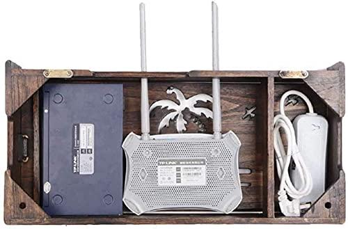 N/Z Einrichtungsgegenstände Schwimmende TV-Einheit TV-Halterungen Wandhalterung TV-Schrank TV-Konsole Router Regal DVD Set-Top-Box Telefonablage Rack Box Schwimmendes Regal Regal