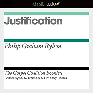 Justification cover art