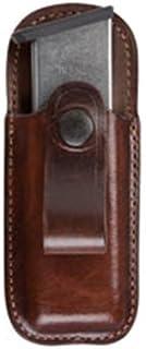 Bianchi 21 Inside The Waistband Magazine Pouch Glock 17, 22, 23 Leather