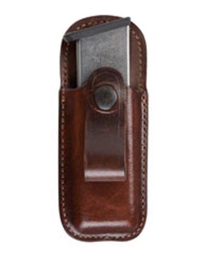 Bianchi Russet Size 1 21 Single Magazine Pouch Fits Colt Govt 45/10Mm/9mm
