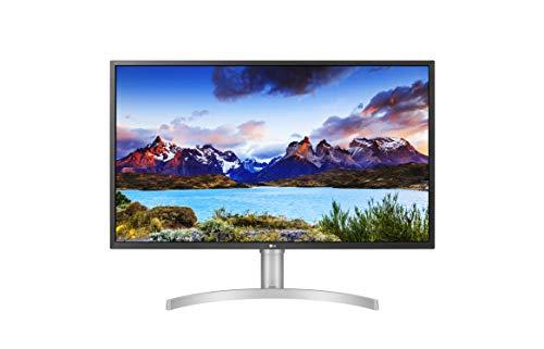 "Monitor LG Ultrawide 32UL750-32"" LED Widescreen UHD 4K, HDR 600, HDMI, Display Port, USB-C, FreeSync, Som Integrado, Ajuste de Altura"