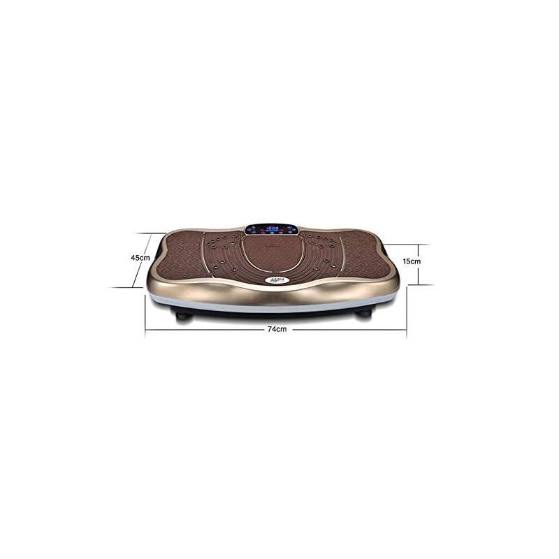 Topashe Unisex's Vibration Plate,Vibration slimming machine, standing shaking machine,Vibration Power Plates