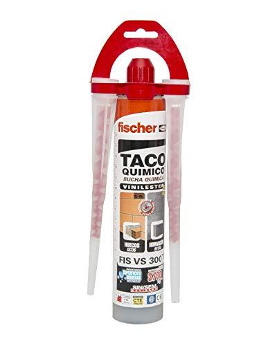 Fischer Taco Quimico FIS V 300 T (Cartucho 300 ml), 510636