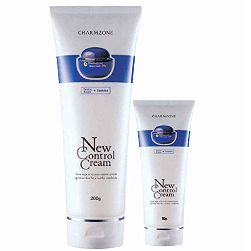 Charmzone New Control Cream 200ml & 50ml, Best Selling Face Massage Cream Massage cream with ( Nourishing + Essence + Peeling Effect )