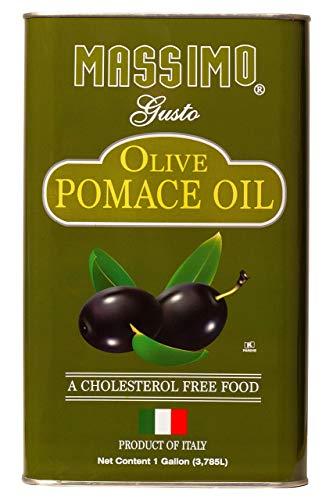 Massimo Gusto Pomace Oil - 1 Gallon Tin Can (128Fl Oz) - Pack of 1