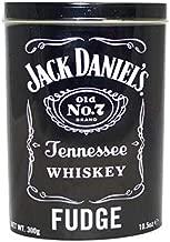 Gardiners of Scotland, Jack Daniel's Tennessee Whiskey Fudge Tin, 10.5 Ounce