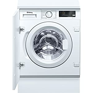 Balay 3ti986b Carga frontal 8 kg 1200 RPM A + + + Color blanco lavadora
