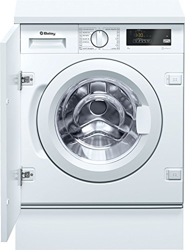 Balay 3ti986b Carga frontal 8 kg 1200 RPM A + + + Color blanco lavadora
