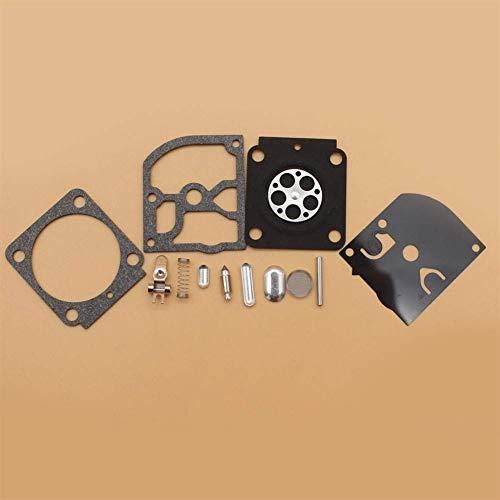 2 unids/lote Kit de reparación de diafragma de carburador para STIHL HS45 FS55 FS38 BG45 MM55 Trimmer Tiller Zama RB-100