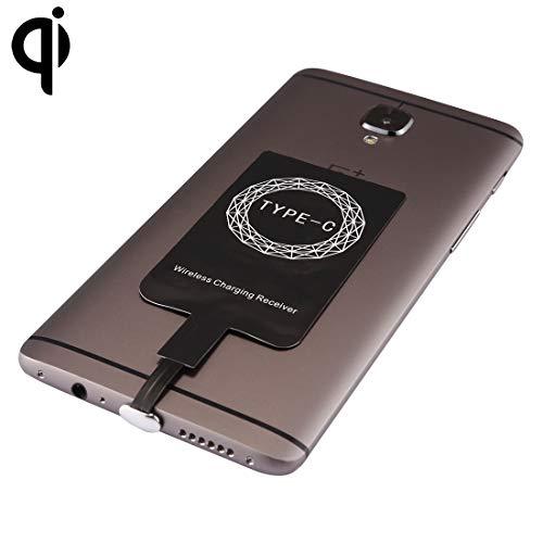 YGMOTO AQD AYS 5 V 800 mAh Qi standaard draadloze opladen ontvanger met USB-C/Type-C poort, voor Huawei, HTC, Xiaomi, Meizu, Letv, Nokia, Google, OnePlus en andere smartphones
