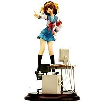 Konami Melancholy of Haruhi Suzumiya  Suzumiya Haruhi PVC Figure
