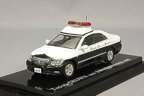 1 64 Toyota Crown 180 systeme de Kyoto Prefectural Police Station competente du vehicule de patrouille de la RAI