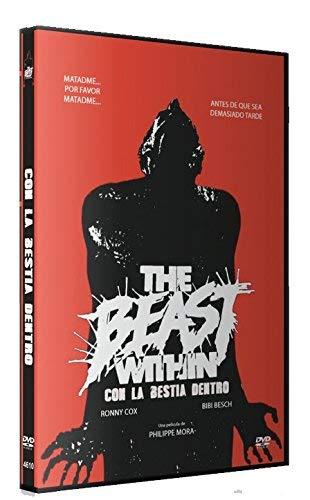 Das Engelsgesicht - Drei Nächte des Grauens / The Beast Within ( ) [ Spanische Import ]