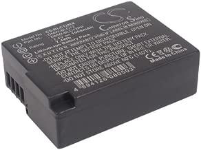 VINTRONS Battery fit to Panasonic Lumix DMC-GH2KK, Lumix DMC-GH2S, Lumix DMC-GH2HS, Lumix DMC-GH2KS