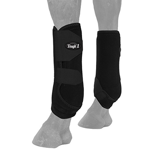 Tough-1 Extreme Vented Front Sport Boots - Set of 2 (colors may vary)
