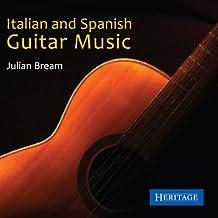 Italian & Spanish Guitar