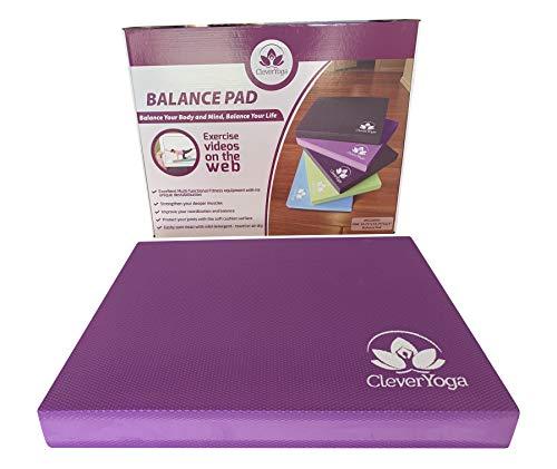 Clever Yoga Foam Pads