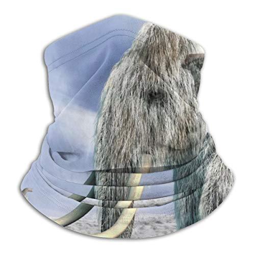 Neuheit Hals Gamaschen Multifunktionale Bandanas Unisex Magic Schal, Mammut