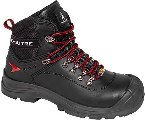 Lemaitre Slog Black S3 ESD veiligheidsschoen, werkschoenen maat 38-49