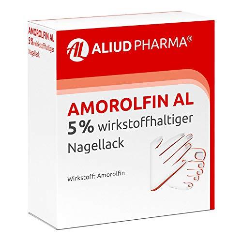 AMOROLFIN AL 5% wirkstoffhaltiger Nagellack 3 ml