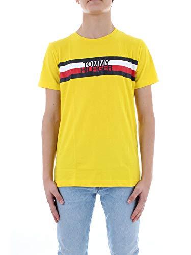 Camiseta Hombre, Amarillo