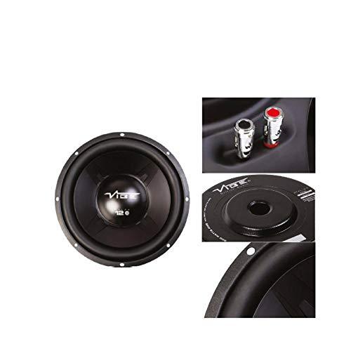 Inex Vibe Pulse PULSE12 12 12 Zoll / 30 cm / 300 mm Auto Audio Bass Subwoofer 900 Watt 4 Ohm