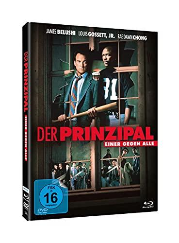 Der Prinzipal - Einer Gegen Alle - Mediabook - Limited Edition (+ DVD) [Blu-ray]