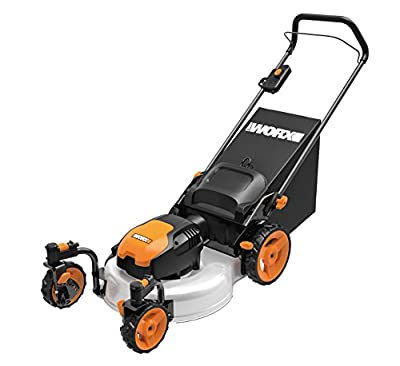 "WORX WG719 13 Amp 20"" Electric Lawn Mower"
