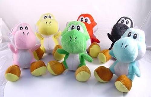Super Mario 7 Yoshi a Set of 3 Pieces Randomly Picked by Super Mario Brothers