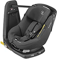 Maxi-Cosi Axissfix Silla de coche giratoria 360° isofix, silla auto reclinable y contramarcha para bebés 4 meses - 4...