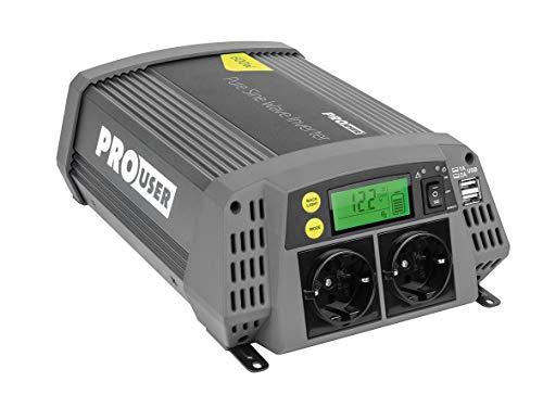 Pro-User LI300A 20144 Ioni di litio Jump Start con 300 ampere