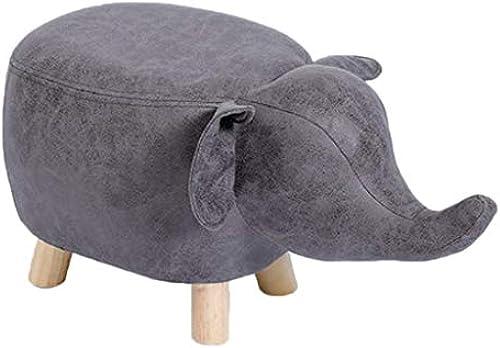Kinderhocker Holzhocker Cartoon Tierhocker Sitz Weißh Sitzend Und Bequem small Elephant Bench