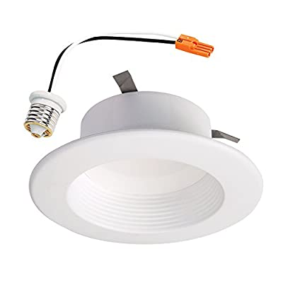 HALO Recessed Smart LED Downlight, White