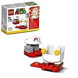 L'action du jeu LEGO Super Mario s'enflamme avec le Costume Mario de feu (71370), comprenant une tenue à construire qui donne à LEGO Mario des compétences spéciales et provoque différentes réactions Cet accessoire à collectionner permet d'équiper le ...