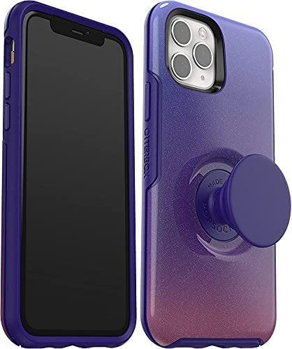 OtterBox + Pop Symmetry Series Case for iPhone 11 Pro (ONLY) – Retail Packaging – Violet Dusk
