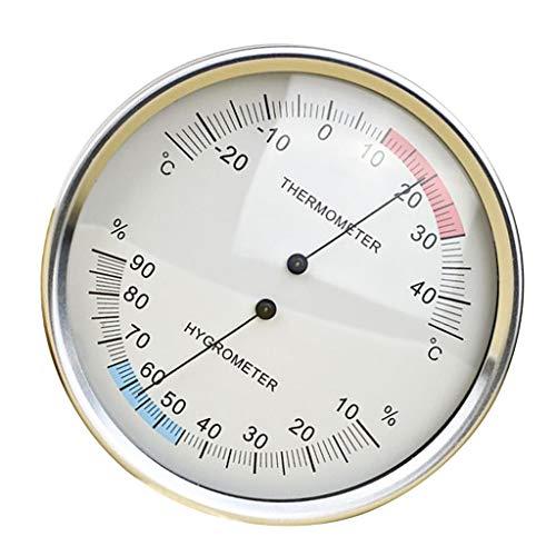 Relojes De Pared Con Termometro E Higrometro  marca SDENSHI