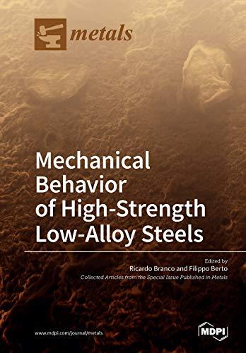 Mechanical Behavior of High-Strength Low-Alloy Steels