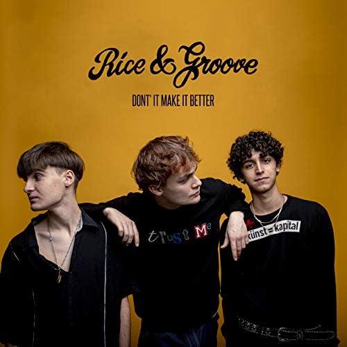 Rice&Groove feat. Iñaki Arakistain & Omar Alcaide