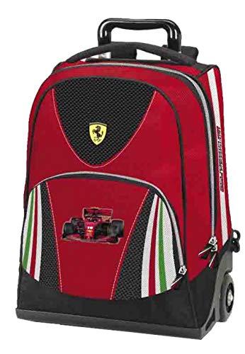 Organisierter Rucksack Trolley Premium Ferrari Kids 64738
