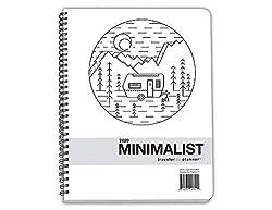 Image of Dated Minimalist DayPlanner...: Bestviewsreviews