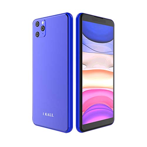 I KALL K400 4G Smartphone (Blue, 4GB, 64GB)