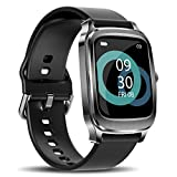 Yocuby Smart Watch 1.65' DIY Watch Face Fitness Tracker for Men Women, Heart Rate/ Sleep Monitor IP67 Waterproof Activity Tracker Sport Watch Compatible with iPhone Samsung Android Phone