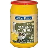 Gallina Blanca - Salsa de Pimienta Verde - 600 g