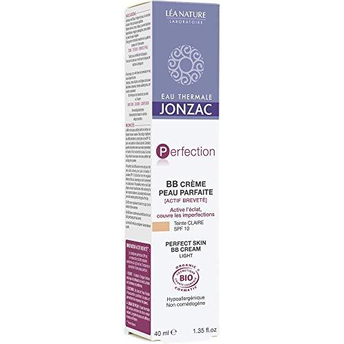 Jonzac BB Creme Tönung für die Haut perfekt, hell, 40 ml – Biokosmetik