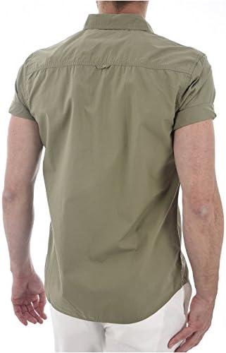 Kaporal Jeans - Camisa de Manga Corta Color Caqui Kaporal ...