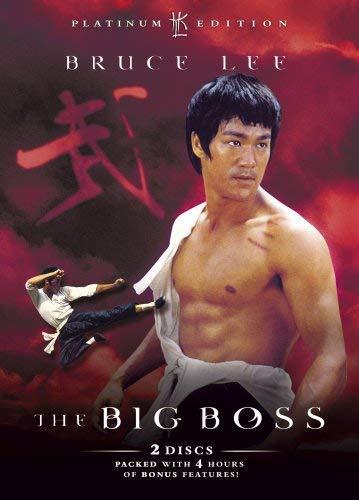 Big Boss Platinum Edition [DVD]