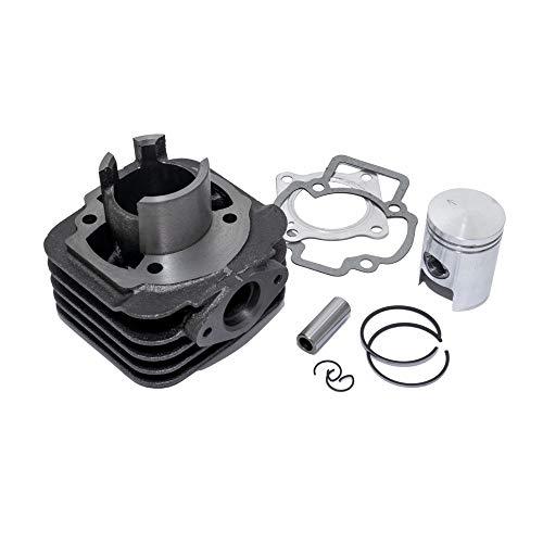 Zylinder Maxtuned Standard 50ccm, passend für Piaggio und viele andere Modelle, STVO geeignet, Erstausräusterqualität