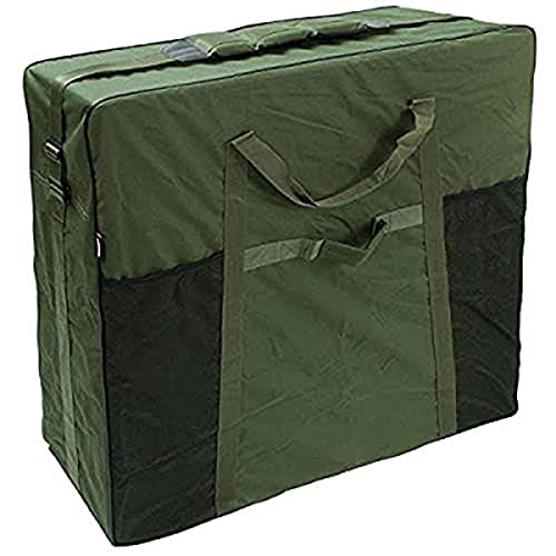 NGT Unisex's Deluxe Padded Bed Chair Bag, Green, One Size